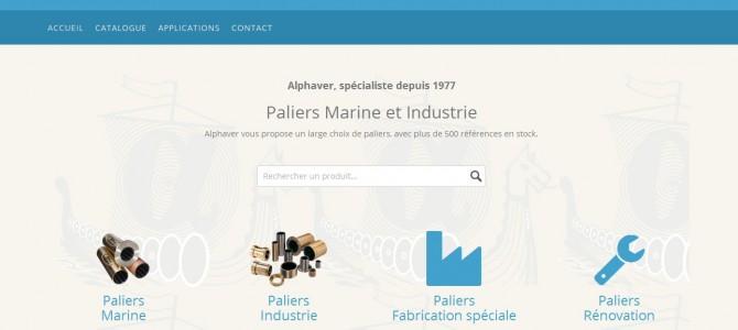 Paliers de Bateaux et Paliers Industriels