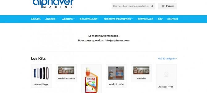 La boutique entretien Alphaver
