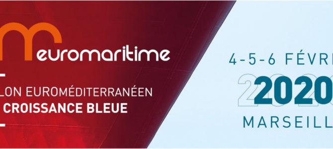 Alphaver au salon EuroMaritime 2020 à Marseille